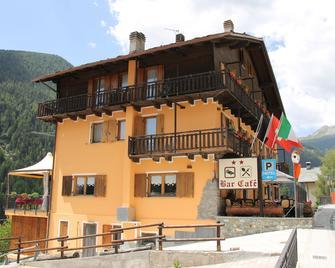 Hotel Mont Velan - Etroubles - Building