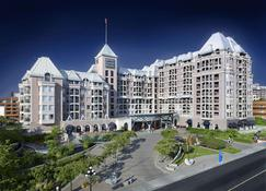 太平洋大酒店 - 維多利亞 - 維多利亞 - 建築