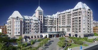 Hotel Grand Pacific - Victoria - Toà nhà
