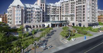 Hotel Grand Pacific - Victoria - Building