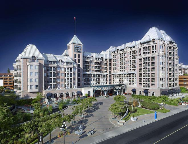 Hotel Grand Pacific - Victoria - Rakennus