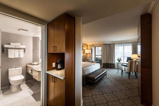 Hotel Grand Pacific - Victoria - Kylpyhuone