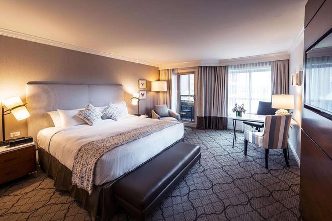 Hotel Grand Pacific - Victoria - Makuuhuone
