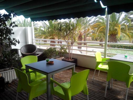 Campanile Alicante - Alicante - Parveke