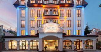 Nota Bene Hotel - Leópolis - Edificio