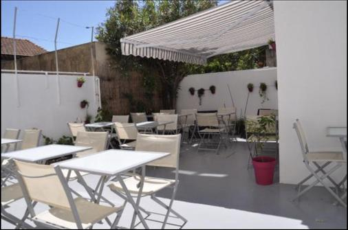 Hôtel Saint George Avignon - Αβινιόν - Βεράντα