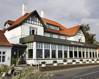 Hotel Troense - Svendborg - Building