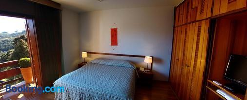 Hotel Matsubara - Campos do Jordão - Bedroom