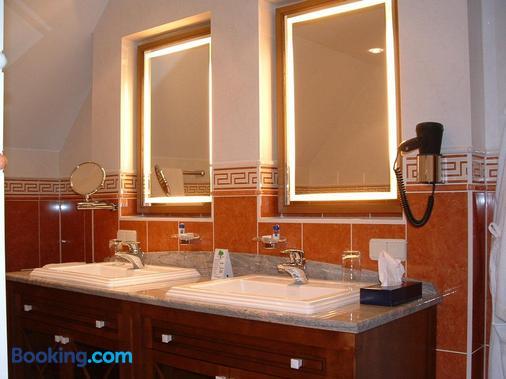 Altstadt Hotel Bräu Wirt - Weiden in der Oberpfalz - Bathroom