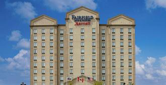 Fairfield Inn and Suites by Marriott Toronto Airport - Mississauga