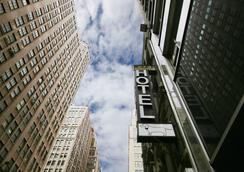 曼哈頓百老匯經濟型酒店 - 紐約 - 紐約 - 室外景