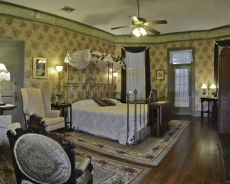 McFarlin House Bed and Breakfast - Quincy - Bedroom