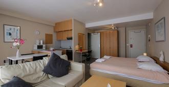 City Apartments Antwerp - Antwerpen - Schlafzimmer