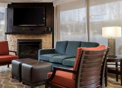 Comfort Inn - Pocono Mountains - White Haven - Sala de estar
