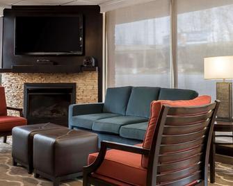 Comfort Inn - Pocono Mountains - White Haven - Obývací pokoj