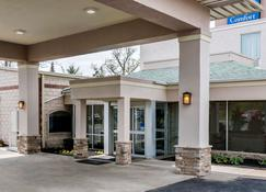 Comfort Inn - Pocono Mountains - White Haven - Edificio