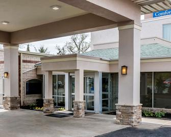 Comfort Inn - Pocono Mountains - White Haven - Building