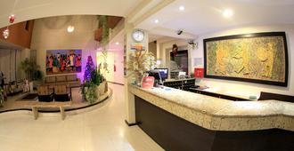 Sandrin Praia Hotel - Aracaju - Recepción
