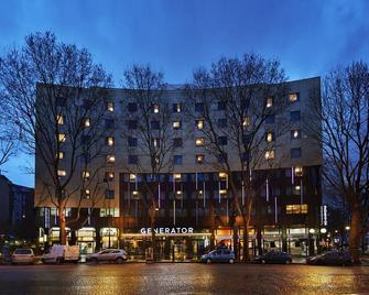 Generator Paris - París - Edificio