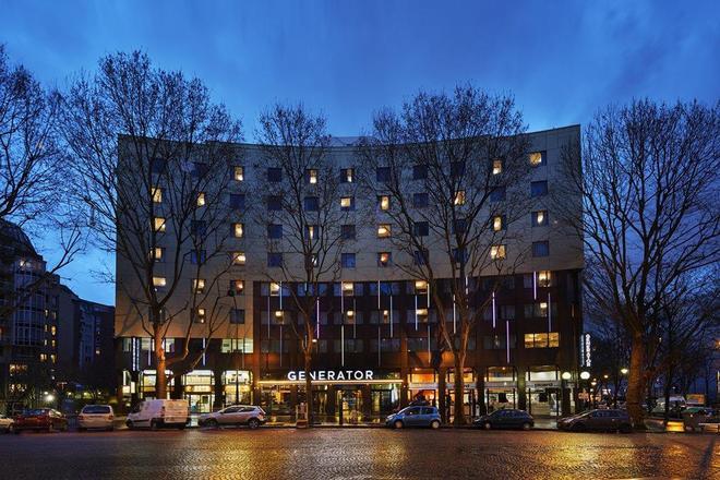 Generator Paris - Paris - Building
