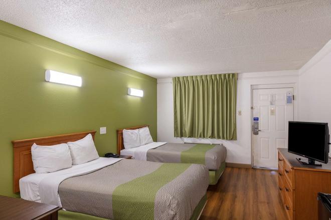 Motel 6 Knoxville - Knoxville - Habitación