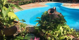 Hostal La Casa de Felipe - Taganga - Pool