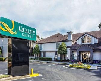 Quality Suites Buckhead Village - Atlanta - Building