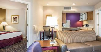 Quality Suites Atlanta Buckhead Village North - Atlanta - Living room