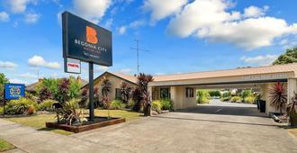 Begonia City Motor Inn - Ballarat - Building