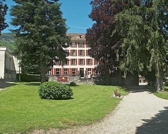 Hôtel du Parc - Аллевар - Building