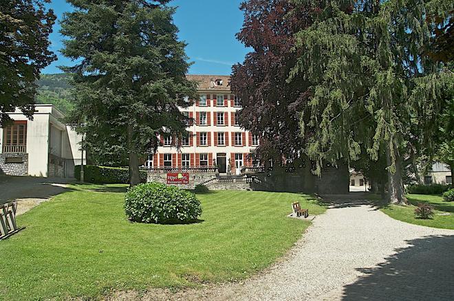 Hôtel du Parc - Allevard - Building