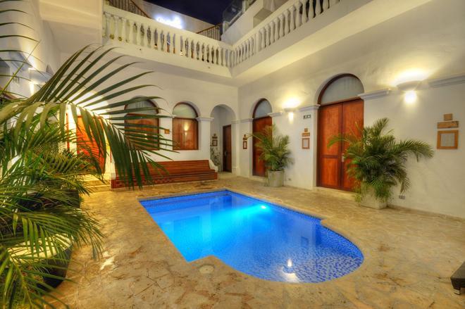 Masaya Hostel Santa Marta - Santa Marta - Πισίνα