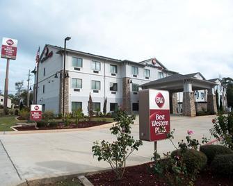Best Western Plus DeSoto Inn & Suites - Mansfield - Gebouw