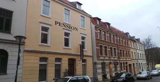 Pension Apostel - Wismar - Edificio