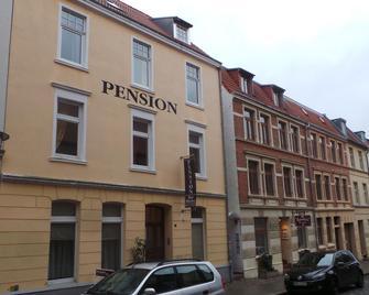 Pension Apostel - Wismar - Edificio
