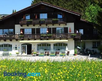 Pension Bayrhammer - Hintersee - Gebouw