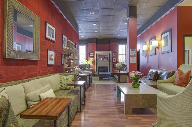 Adelaide Hostel - San Francisco - Lobby