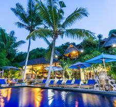 Song Lambung Beach Huts