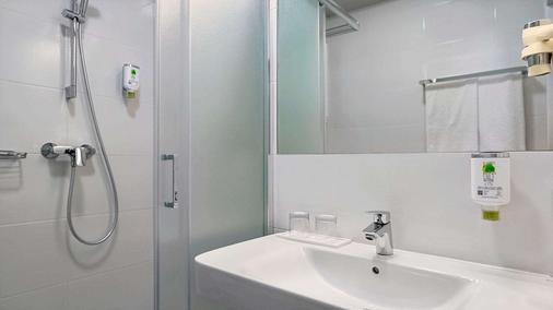 Mdm Hotel City Centre - Warsaw - Bathroom