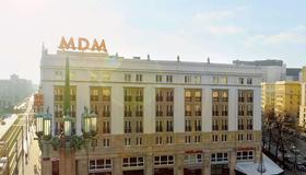 Mdm Hotel City Centre - Varsovia - Edificio