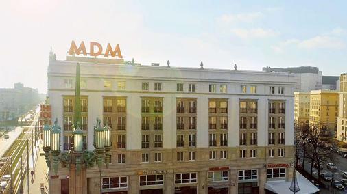 Mdm Hotel City Centre - Varsóvia - Edifício