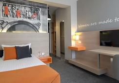 Mdm Hotel City Centre - Warsaw - Bedroom