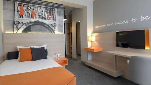 Mdm Hotel City Centre - Varsova - Makuuhuone