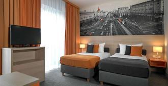 Mdm Hotel Warsaw - Varsova - Makuuhuone