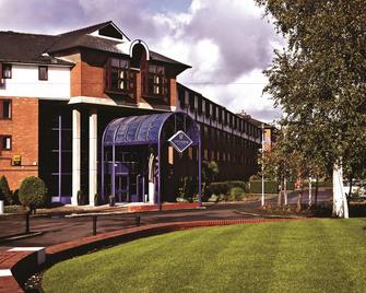 Copthorne Hotel Manchester - Salford - Gebouw