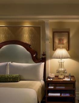 The Leela Palace Bangalore - Thành phố Bangalore - Phòng ngủ