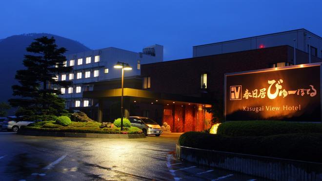 Kasugai View Hotel - Fuefuki - Building
