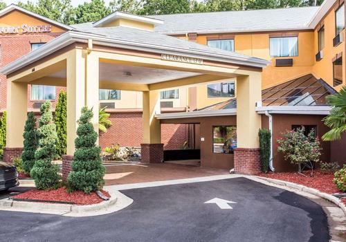 Comfort Suites Morrow Atlanta South From 88 Morrow Hotels Kayak