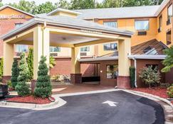 Comfort Suites Morrow- Atlanta South - Morrow - Edificio