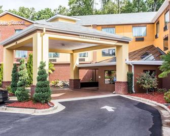 Comfort Suites Morrow- Atlanta South - Morrow - Gebouw
